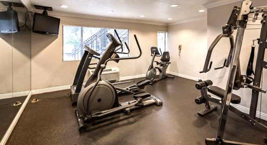 Grass Valley CA Hotel fitness center